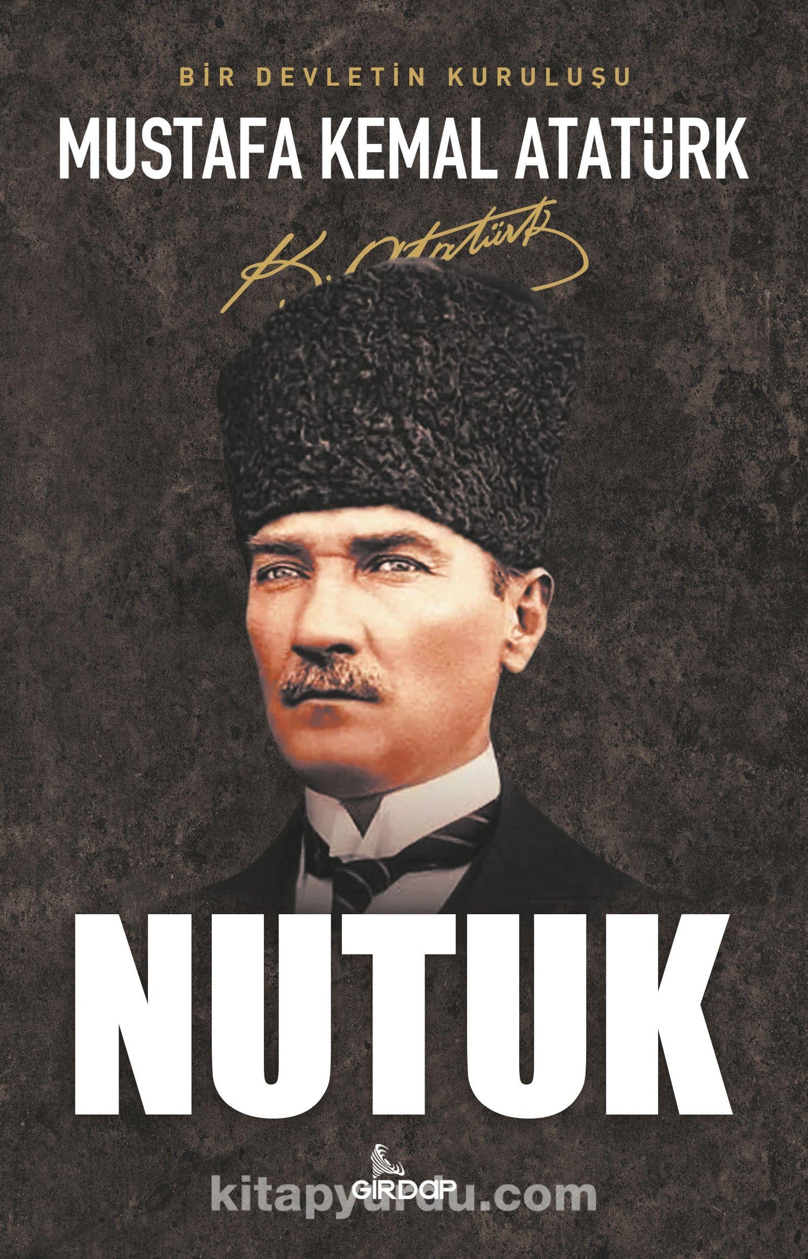 Nutuk - Mustafa Kemal Atatürk pdf epub
