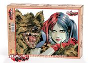 Harley Quinn - Bud and Lou Ahşap Puzzle 1000 Parça (KOP-HQ059 - M)