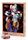 Harley Quinn - Joker Loves Harley Ahşap Puzzle 1000 Parça (KOP-HQ057 - M)