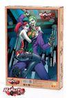 Harley Quinn - Harley Quinn and The Joker Ahşap Puzzle 1000 Parça (KOP-HQ055 -M)