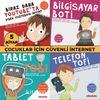 Çocuklar İçin Güvenli İnternet (5 Kitap)