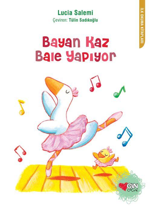 Bayan Kaz Bale Yapıyor - Lucia Salemi pdf epub