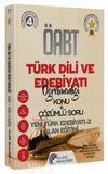 2020 ÖABT Türk Dili ve Edebiyatı 4. Kitap Yeni Türk Edebiyatı-2 Alan Eğitimi Konu Anlatımlı Soru Bankası
