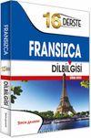 16 Derste Fransızca Dilbilgisi (Tamamı Türkçe Açıklamalı)
