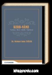 Kerb-Name & İnceleme - Metin - Sözlük - Tıpkıbasım