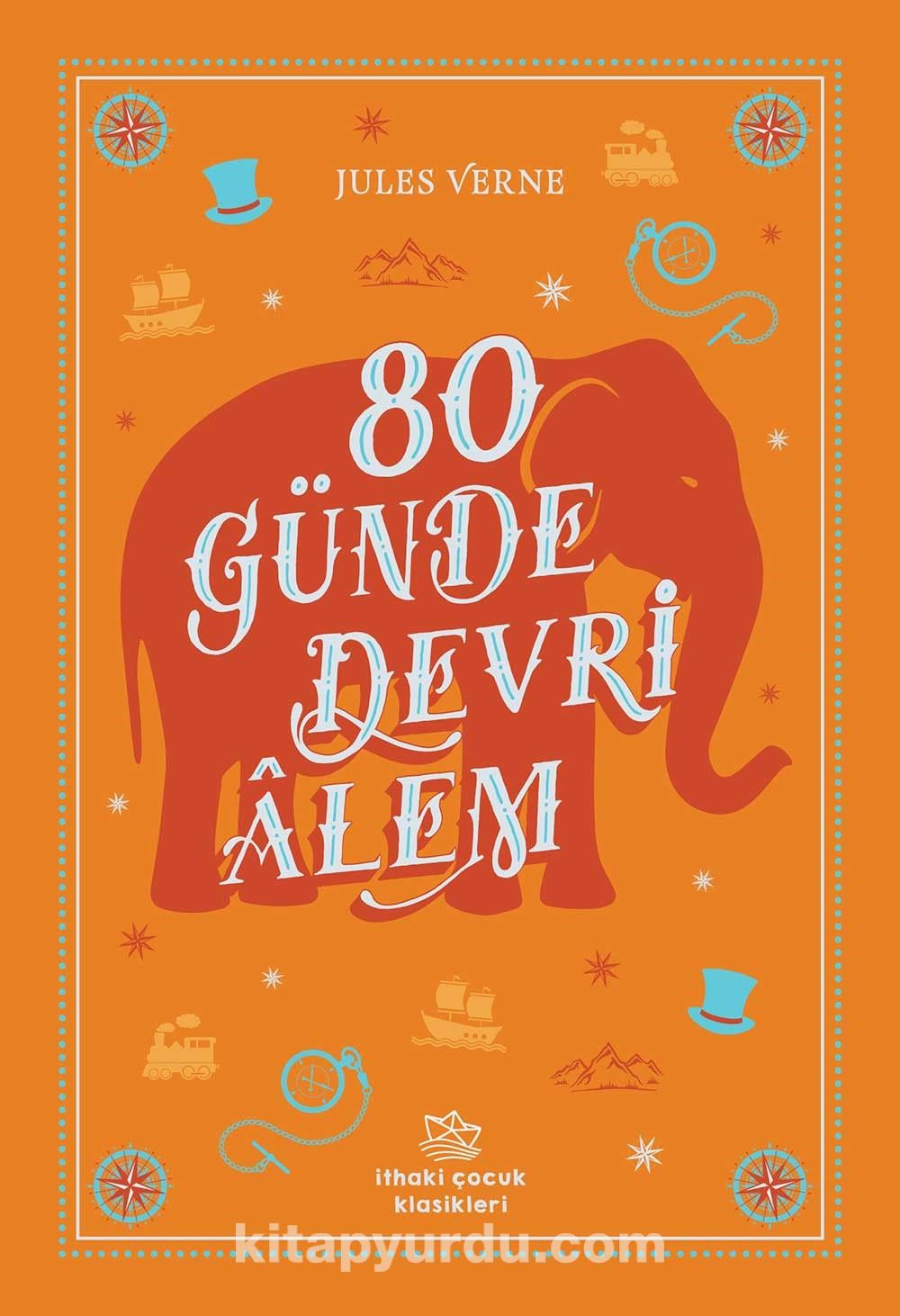 80 Günde Devri Alem - Jules Verne pdf epub