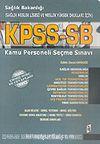 KPSS-SB Kamu Personeli Seçme Sınavı/Sağlık Meslek Lisesi ve Meslek Yüksek Okulları İçin