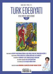 Türk Edebiyatı Aylık Fikir ve Sanat Dergisi Sayı: 555 Ocak 2020