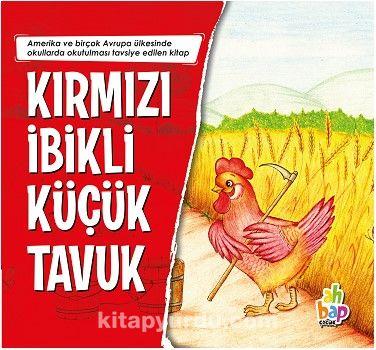 Kırmızı İbikli Küçük Tavuk - Anonim pdf epub