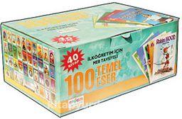 100 Temel Eser Dizisi 40 Kitap Takım