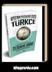 2020 KPSS'nin Pusulası Türkçe Tamamı Çözümlü 20 Deneme