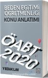 2020 KPSS ÖABT Beden Eğitimi Öğretmenliği Konu Anlatımı