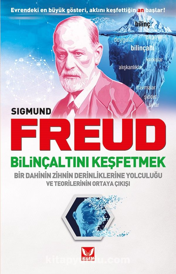Bilinçaltını Keşfetmek - Sigmund Freud pdf epub