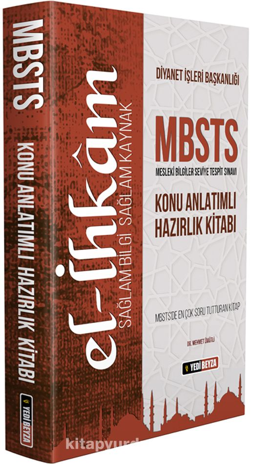 2020 MBSTS EL-İhkam Konu Anlatımlı Hazırlık Kitabı - Mehmet Ümütli pdf epub
