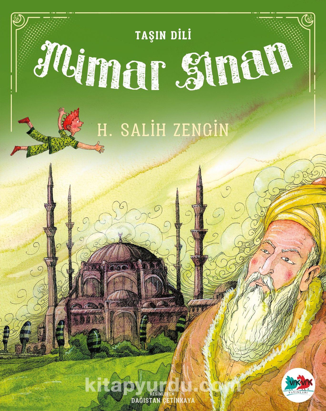 Mimar Sinan / Taşın Dili - H. Salih Zengin pdf epub