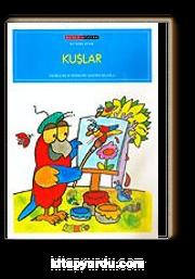 Kuslar 16 Syf Renkli Boyama Kitabi Mustafa Delioglu