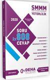 SMMM Yeterlilik 2x808 Soru-Cevap Soru Bankası Kitabı
