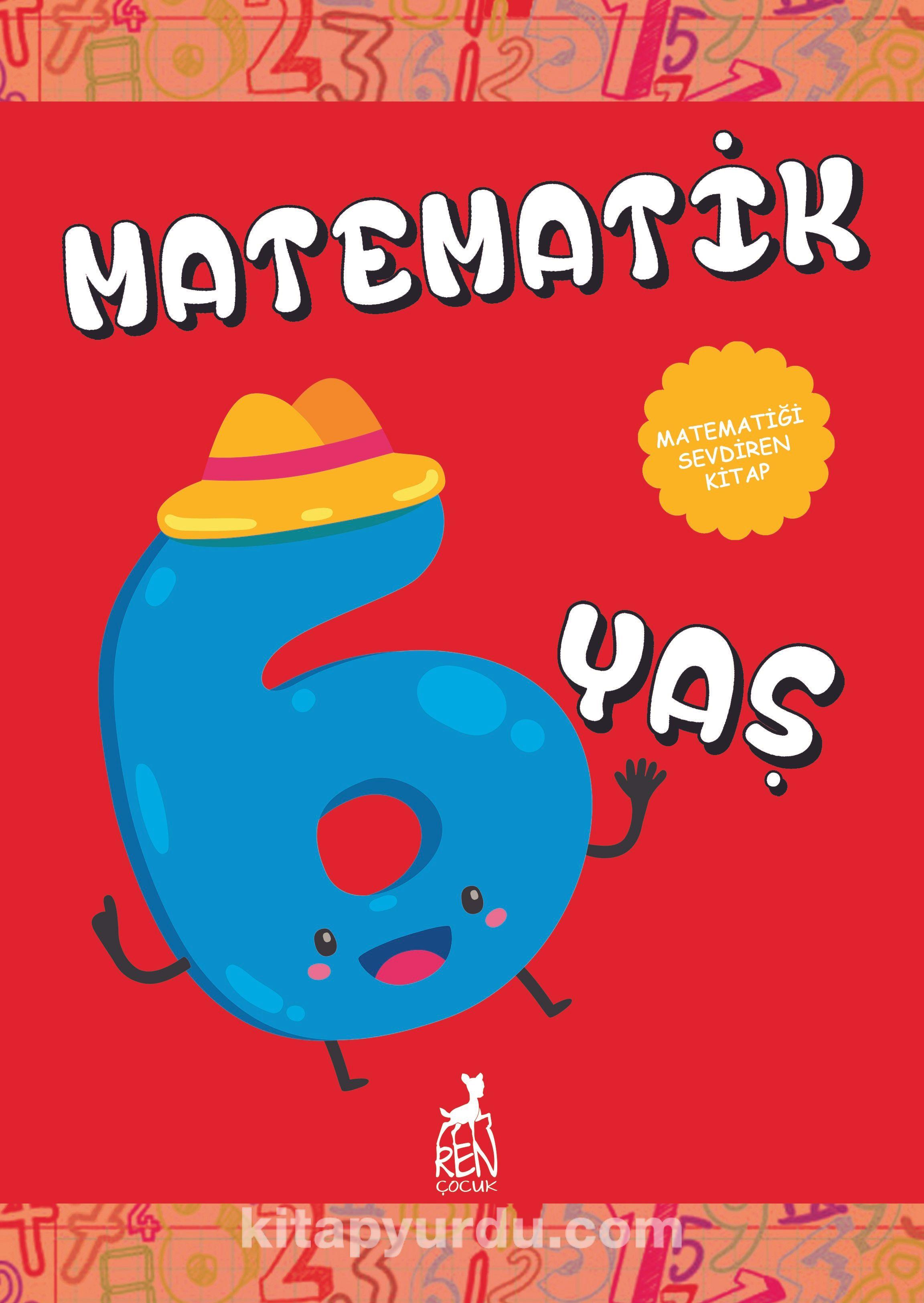 Matematik 6 Yaş -  pdf epub