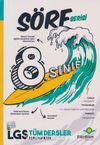 8. Sınıf Tüm Dersler Soru Bankası / Sörf Serisi
