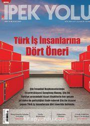 Modern İpek Yolu 3 Aylık Dergi Sayı:10 Ocak 2020