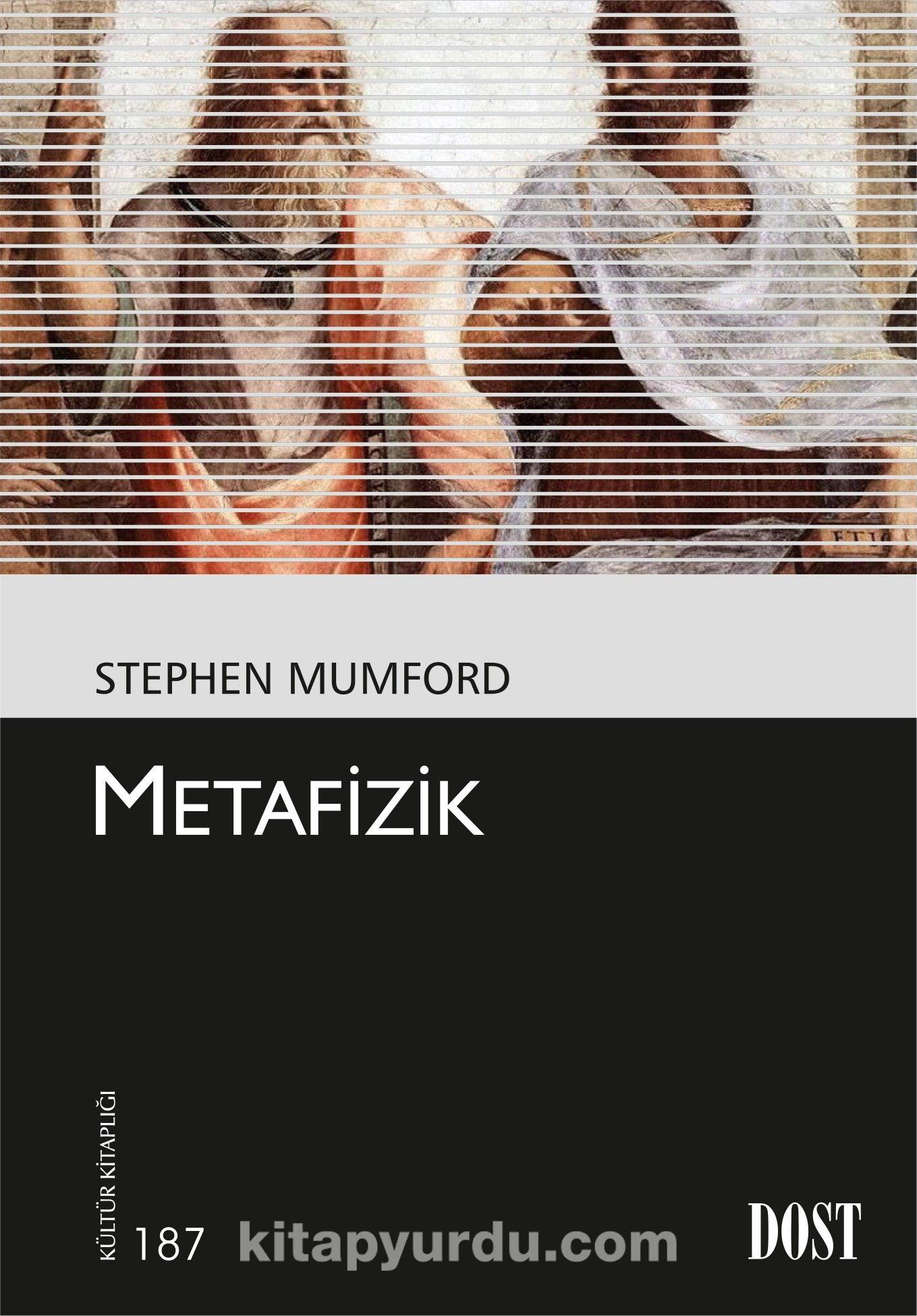 Metafizik - Stephen Mumford pdf epub