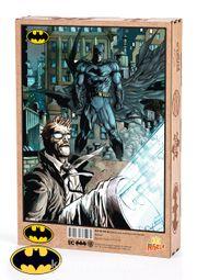 Batman - Batman and Commissioner Gordon Ahşap Puzzle 1000 Parça (KOP-BT107 - M)