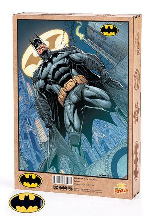 Batman - The Dark Knight Ahşap Puzzle 1000 Parça (KOP-BT109 - M) Lisanslı Ürün