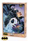 Batman - Faces Of Death Ahşap Puzzle 1000 Parça (KOP-BT110 - M) Lisanslı Ürün