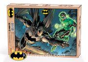 Batman - Justice League Ahşap Puzzle 1000 Parça (KOP-BT111 - M)
