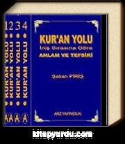 (4 Cilt) Kur'an Yolu / İniş Sırasına Göre Anlam ve Tefsiri