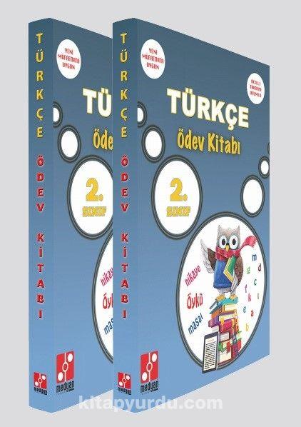 2. Sınıf Türkçe Ödev Kitabı - Kollektif pdf epub