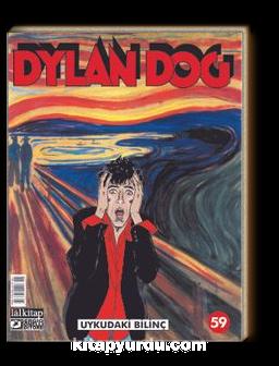 Dylan Dog Sayı 59 / Uykudaki Bilinç