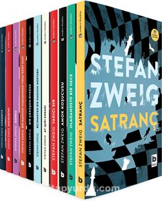 Stefan Zweig Başyapıtlar Dizisi (11 Kitap) - Stefan Zweig pdf epub