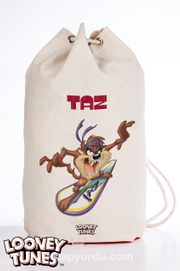 Looney Tunes - Taz Spor Bez Çanta - (BK-LT032) (Sport Bag)