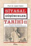 Siyasal Düşünceler Tarihi 2 & Machiavelli'den XX. Yüzyıla Kadar Avrupa ve Osmanlı-Türk Siyasal Düşüncesi