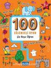 100 Eğlenceli Oyun / Çiz Boya Öğren