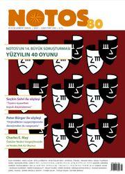 Notos Öykü İki Aylık Edebiyat Dergisi Sayı:80 Şubat-Mart 2020