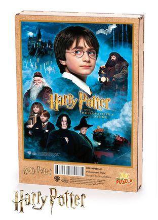 Harry Potter - Philosopher's Stone Ahşap Puzzle 108 Parça (KOP-HP068 - C ) Lisanslı Ürün