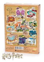 Harry Potter - Location Ahşap Puzzle 108 Parça (KOP-HP067 - C )