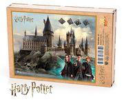Harry Potter - Hogwarts Castle Ahşap Puzzle 108 Parça (KOP-HP066 - C )