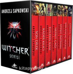 The Witcher Serisi Kutulu Özel Set (7 Kitap)