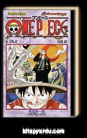 One Piece - Yeni Ay 4. Cilt
