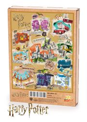 Harry Potter - Location Ahşap Puzzle 204 Parça (KOP-HP072 - CC )