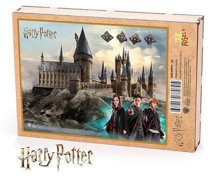 Harry Potter - Hogwarts Castle Ahşap Puzzle 204 Parça (KOP-HP071 - CC ) Lisanslı Ürün