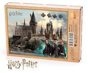 Harry Potter - Hogwarts Castle Ahşap Puzzle 204 Parça (KOP-HP071 - CC )