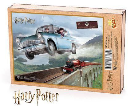 Harry Potter - Hogwart's Express Ahşap Puzzle 204 Parça (KOP-HP070 - CC ) Lisanslı Ürün