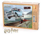Harry Potter - Hogwart's Express Ahşap Puzzle 204 Parça (KOP-HP070 - CC )