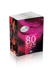80 Gün Serisi Takım Set (3 Kitap)