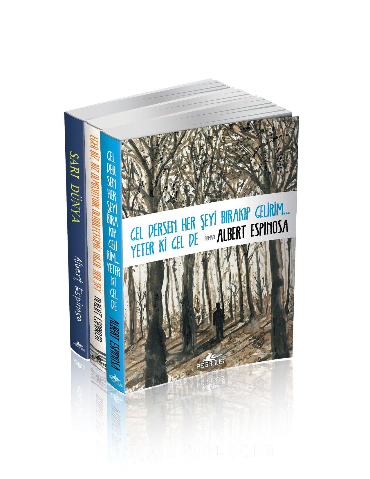 Albert Espinosa Kitapları Takım Set (3 Kitap) - Albert Espinosa pdf epub
