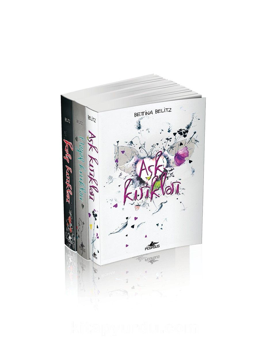 Aşk Kırıkları Serisi Takım Set (3 Kitap) - Bettina Belitz pdf epub